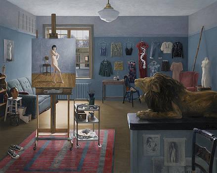 Charles Pompilius - Artist