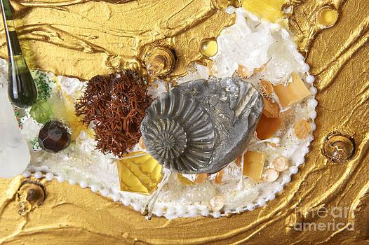 Heidi Sieber - Artscape No. 4 The golden flow of light