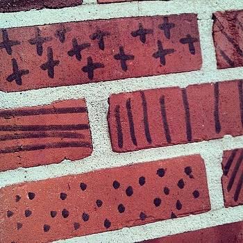 Artsy Bricks by Rebecca Kowalczik