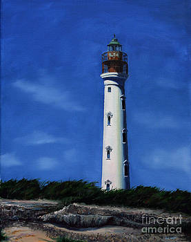 Aruba Light House by Paul Walsh
