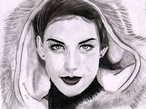 Arwen by Kristina Mladenova