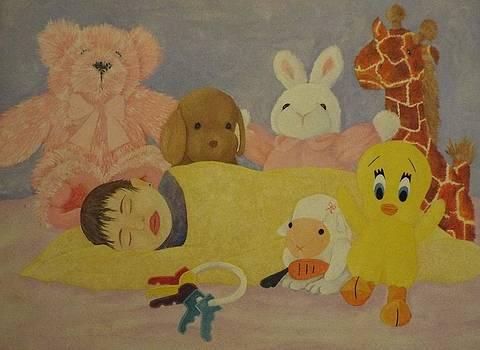 As I Sleep by Stefanie Beauregard