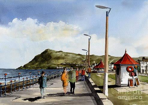 Val Byrne - Promenade Bray Wicklow New Lighting
