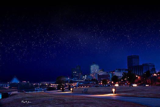 As Memphis Sleeps by Barry Jones
