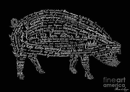 As the French say... Cochon by Marion De Lauzun