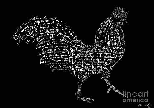 As the French say... Coq by Marion De Lauzun