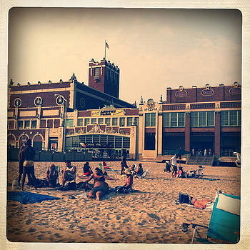 Asbury Park New Jersey by Carla Ercole