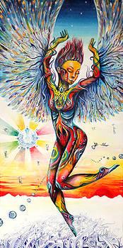 Ascension by Natasha Kudashkina