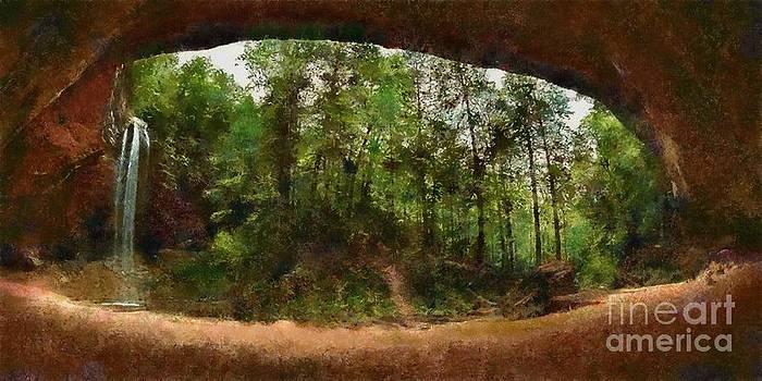 Scott B Bennett - Ash Cave