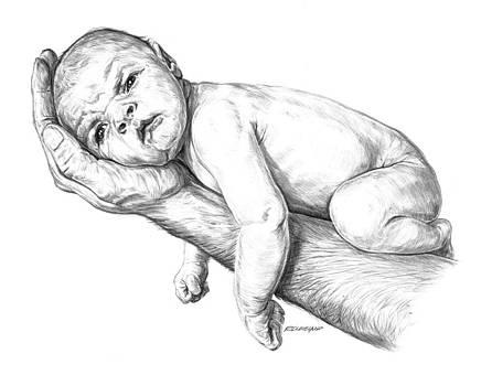 Asher Newborn by Richard W Cleveland