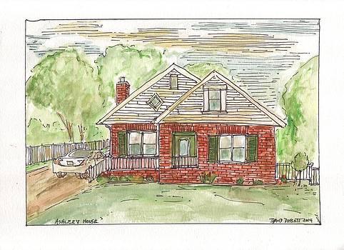 Ashlee's House by David Dossett