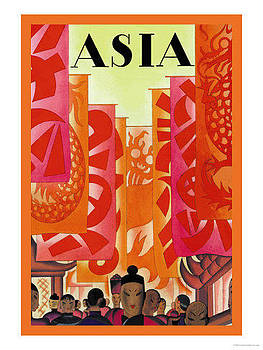 Asia by Vintage