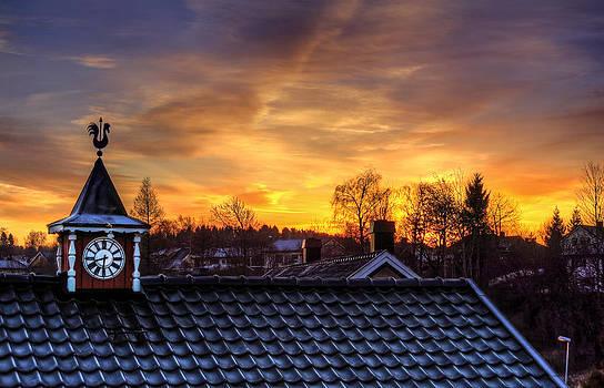 Cock Clock by IP Maesstro