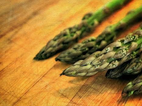 Michelle Calkins - Asparagus Tips