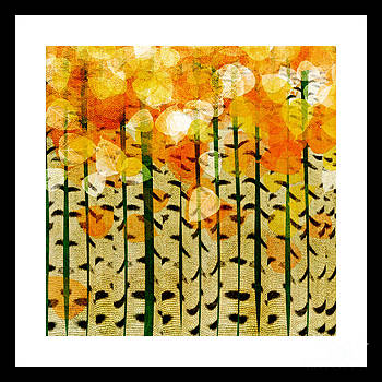 Andee Design - Aspen Colorado Abstract Square 4