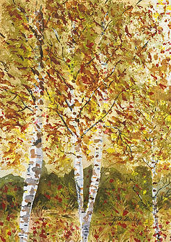 Aspen Grove by Jo Ann Daly