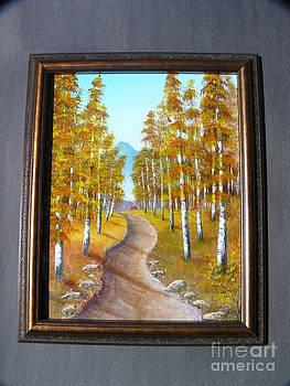Aspin Trail by Jody Curran