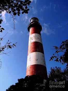 Assateague lighthouse by Bren Thompson