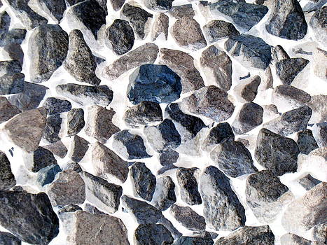 Asteroids by Pauli Hyvonen