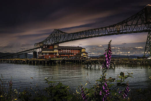 Astoria Bridge by Jean-Jacques Thebault