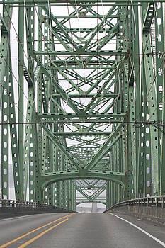 Marv Russell - Astoria Bridgework