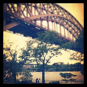 #astoria #hellgate #bridge by Jan Pan