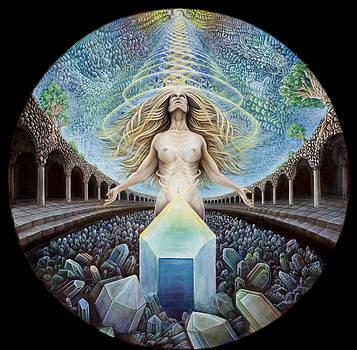 Astral Emergence by Morgan Mandala Manley