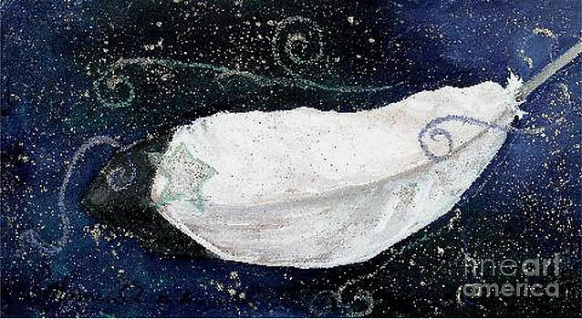 Astral Travel by Maureen Girard