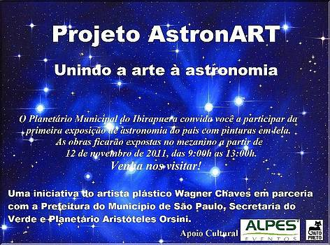 AstronART Project by Wagner Chaves