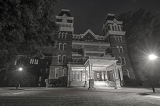 Asylum in the Dark by Shirley Tinkham