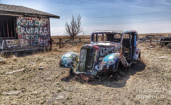 At Bug Ranch by Martina Roth