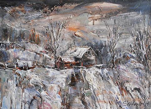 At Dusk II by Stefano Popovski