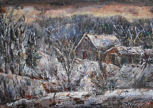 At Dusk III by Stefano Popovski