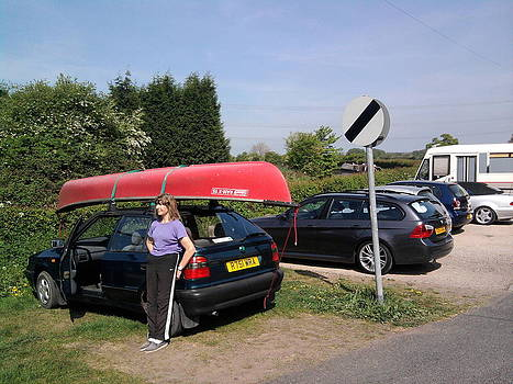At Huddlesford by Geoff Cooper
