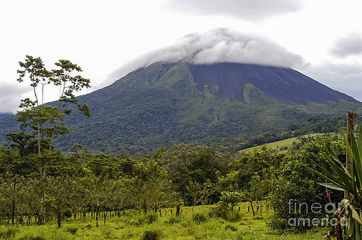 Bob Phillips - At the Base of Arenal Volcano