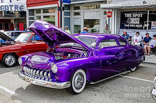 Paul Mashburn - At The Car Show