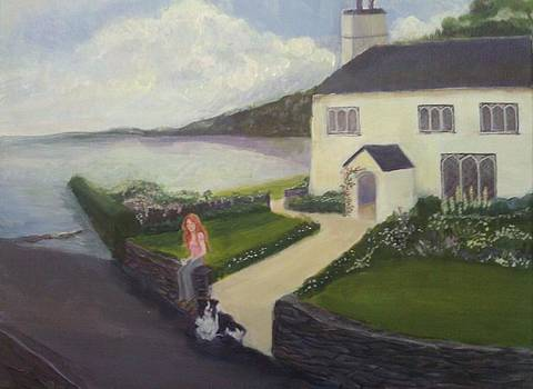 At The Cottage by Karen King