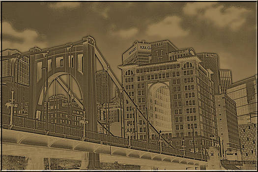 At The End Of The Bridge by Chet King