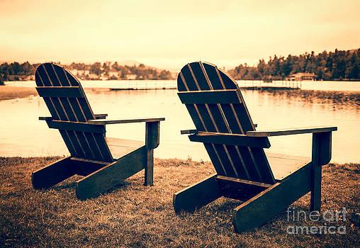 Edward Fielding - At the Lake