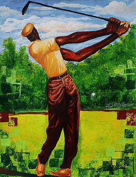 At The Tee by The Art of DionJa'Y