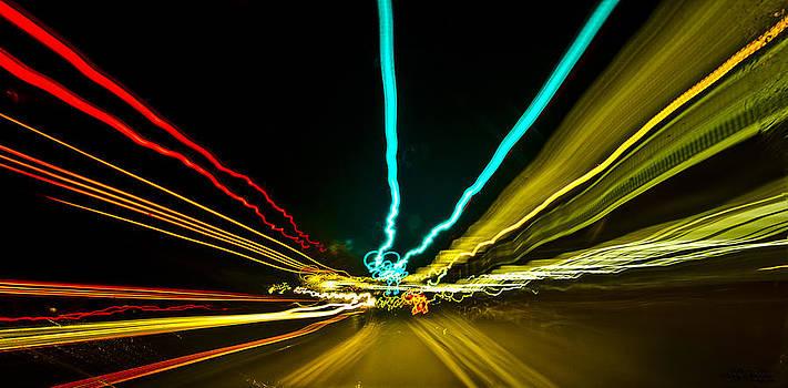 At Warp Speed by Shirley Tinkham