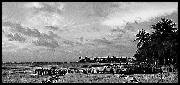 Agus Aldalur - Atardecer en blanco y negro