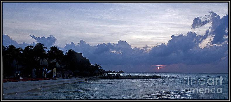 Atardecer en la isla by Agus Aldalur