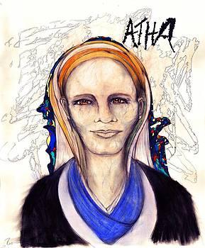 Atha by Roger Hanson
