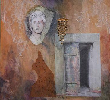 Athena's Door by Claudia Stewart
