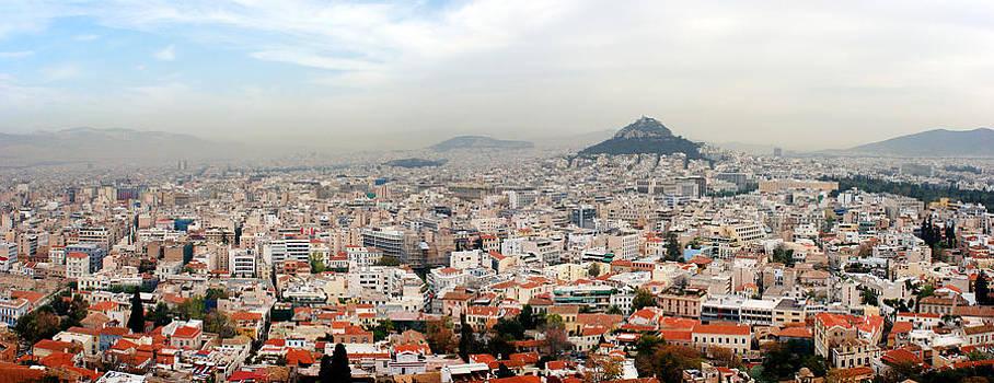 Ramunas Bruzas - Athens Panorama