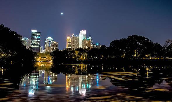 Atlanta by Ahmed Shanab