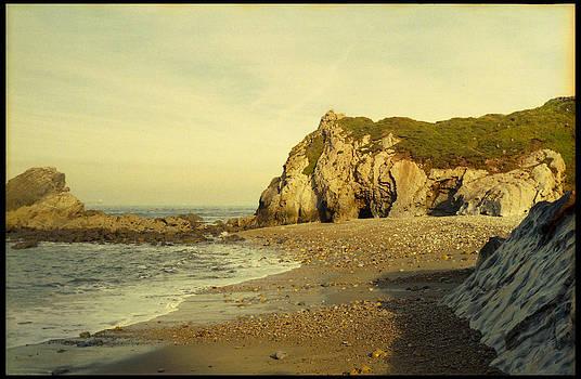 Juan  Bosco - Atlantic seascape Asturias Spain