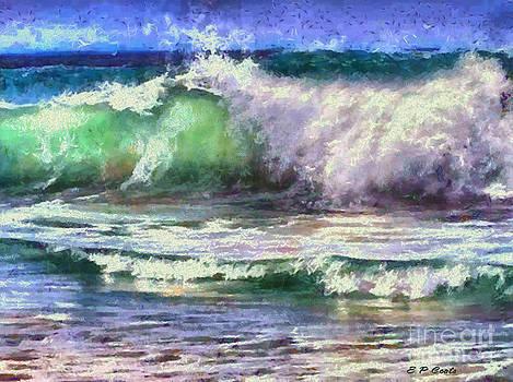 Atlantic Waves by Elizabeth Coats