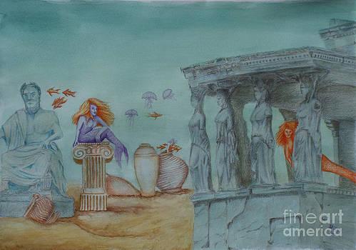 Atlantis by Jeanette Hibbert